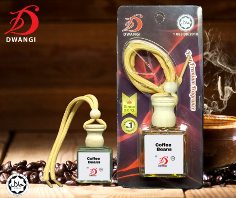 Hanging Car Perfume (Coffee Beans)