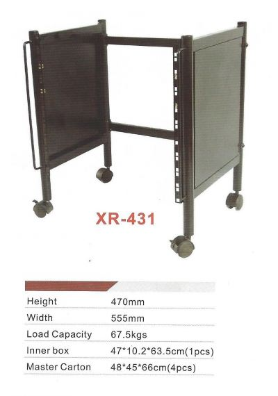 XR-431 Rack Stand