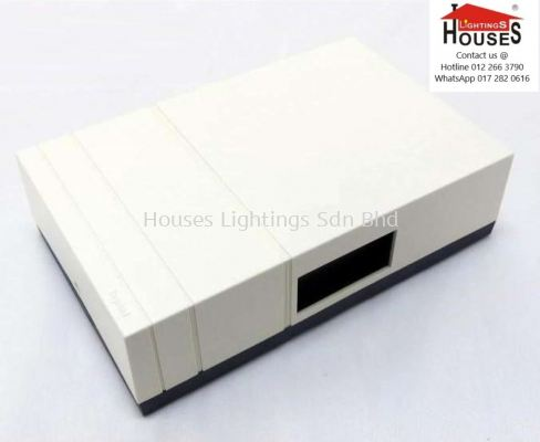 Mechanical Door Chime (White)