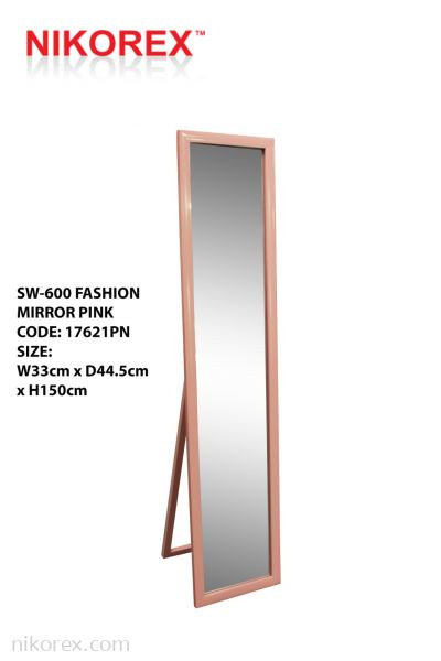 17621PN - SW-600 FASHION MIRROR (PINK)