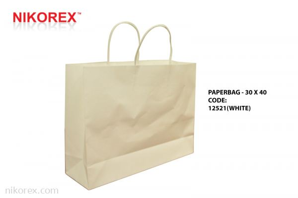 620003 - PAPER BAG 30Hx40Lcm (10pcs)