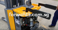 Full Electric Stacker Repairing & Maintenance & Servicing Stacker Repairing & Maintenance & Servicing Service & Maintenance