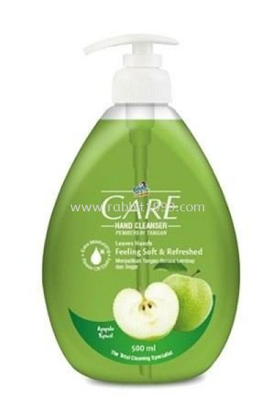 GOODMAID CARE HAND CLEANSER APPLE