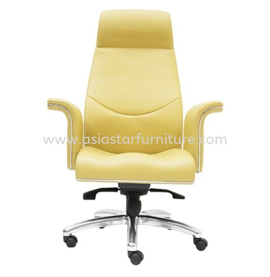 WIGAN DIRECTOR HIGH BACK OFFICE CHAIR - director office chair subang light industrial park | director office chair taman perindustrian park | director office chair pudu plaza