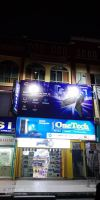 Asus billboard installed at Klang Billboard