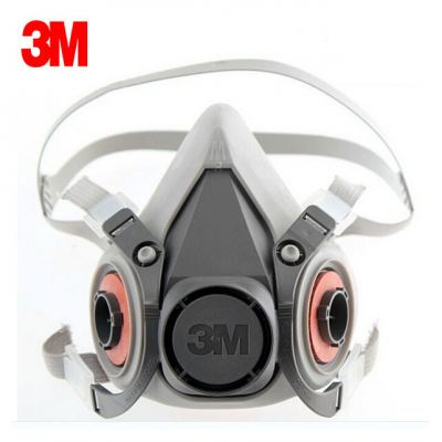 3M 6200 Reusable Half Face Mask