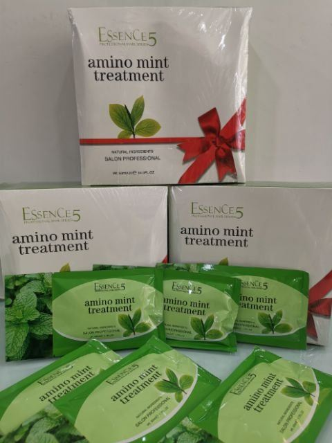 ESSENCE 5 AMINO MINT TREATMENT 50MLX20PC