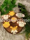 森林与动物世界 Birthday Dessert Bar Theme Dessert Bar 主 题 摆 设