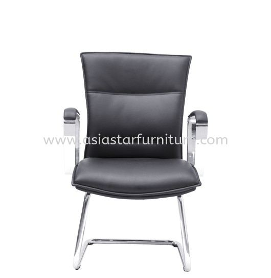 HALLFAX DIRECTOR VISITOR LEATHER OFFICE CHAIR - director office chair subang jaya   director office chair subang ss15   director office chair chan sow lin