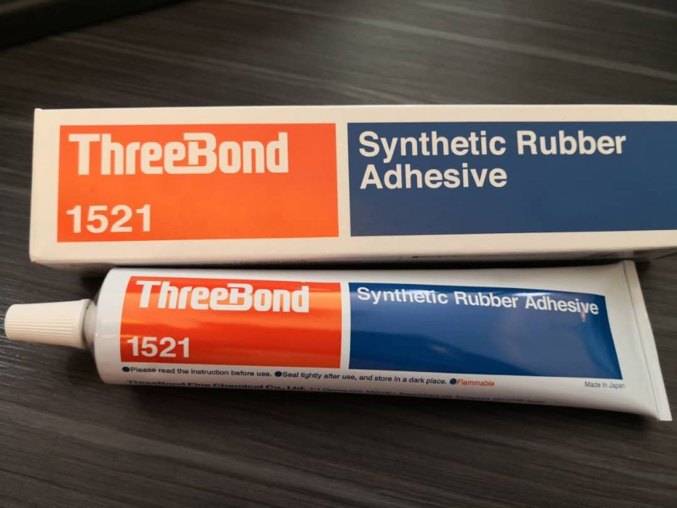 Three Bond 1521 Multi Purpose Rubber Adhesive 150gm Tube