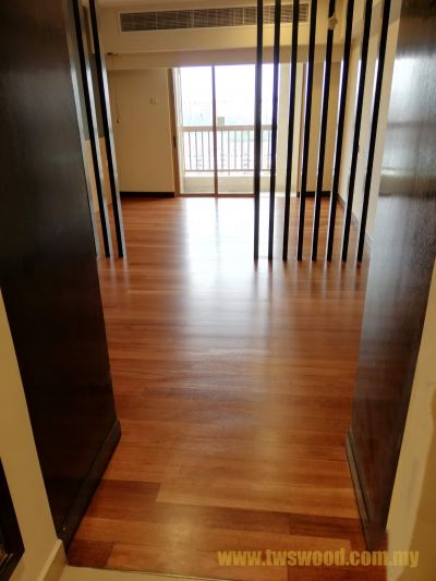 Solid Merbau Timber Flooring