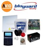 Bluguard S32 LCD PACKAGE 16 zone Alarm Package