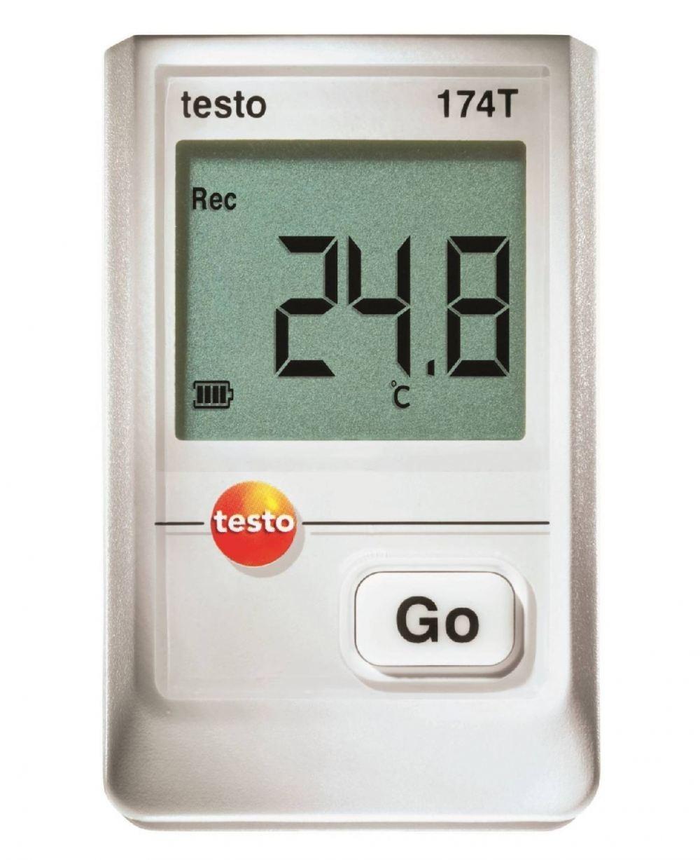 testo 174 T set - Mini data logger for temperature in a set