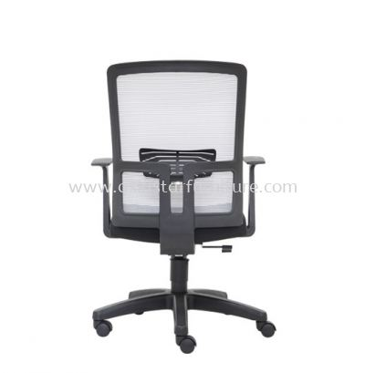 ACTON MEDIUM BACK MESH CHAIR C/W POLYPROPYLENE BASE