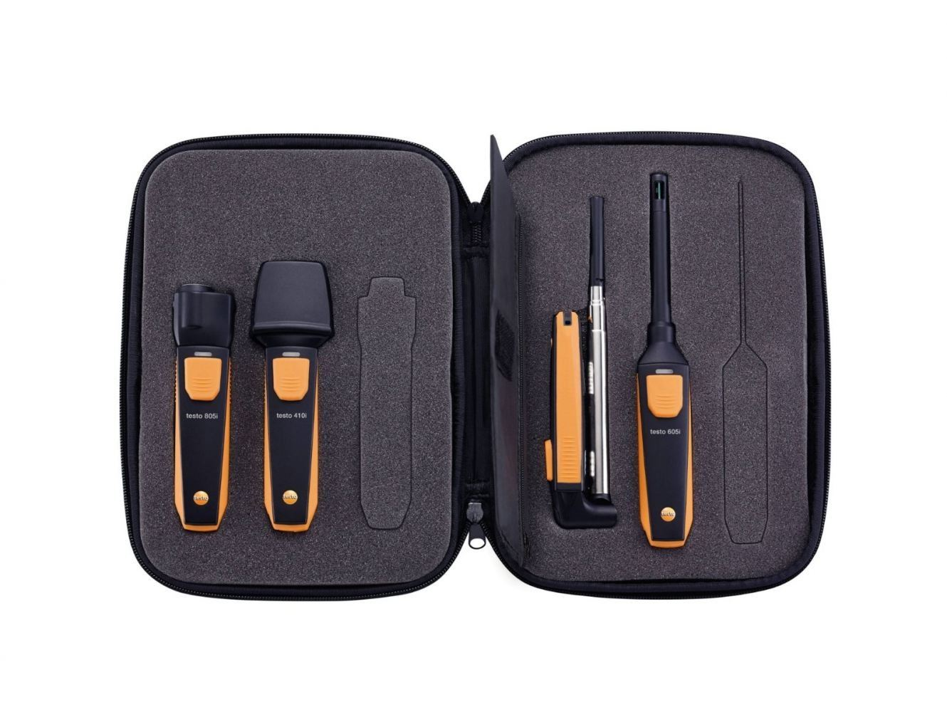 testo Smart Probes VAC set - with smartphone operation