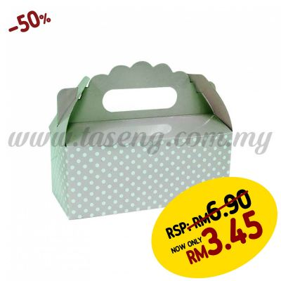 Cake Box -Grey 1pack *6pcs (CB-GY)
