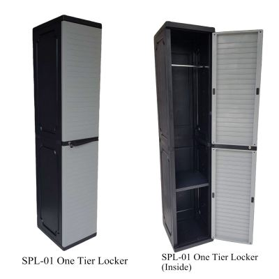 SPL-01 plastic locker