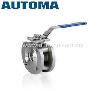 WAFER TYPE BALL VALVE PN16 #AT128