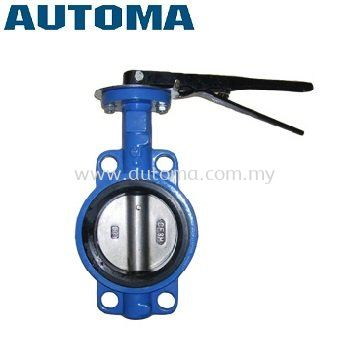Wafer Butterfly Valve (Economy Type #ACE)