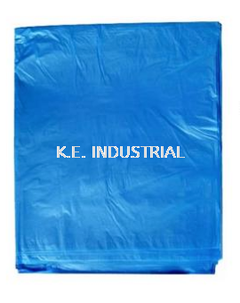 HDPE Blue Garbage Bag 47cm x 54cm (30pcs/pkt)