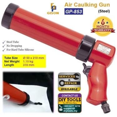 GISON Air Caulking Gun (Steel) GP-853
