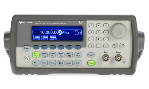Keysight Waveform/Function Generator (33210A)