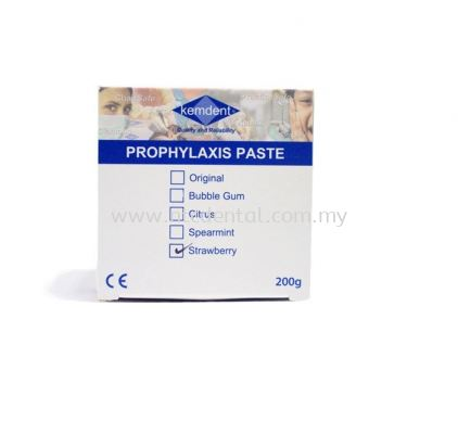Prophylaxis Paste 200g Strawberry