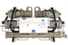 TWIN SCREW CHILLER (R22: 140-2597 kW / R134A: 198-473 kW)