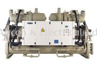 SINGLE SCREW CHILLER (R22: 129-73a6 kW)