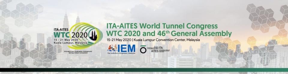 World Tunnel Congress 2020 May 2020