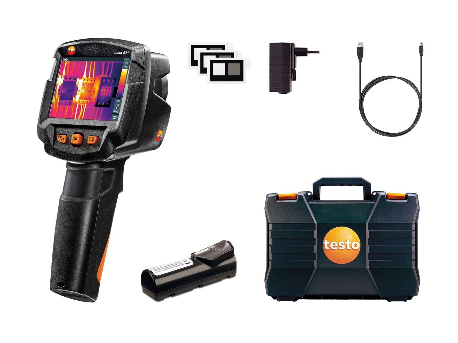 Testo-871 Thermal Imager with App
