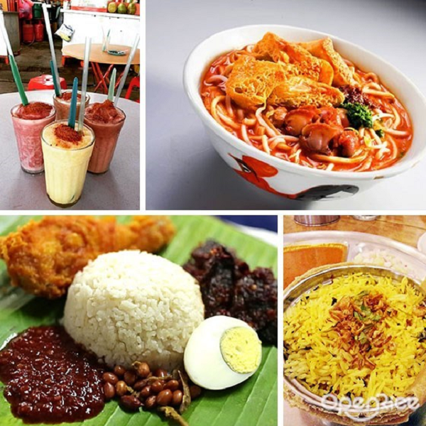 Luring more tourists from China with a taste of delightful Malaysian food Others