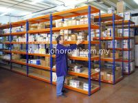 Light Duty Shelving System