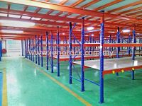 Multi-Tier Racking Platform System