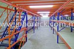 Multi-Tier Racking Platform System Multi-Tier Racking Platform System