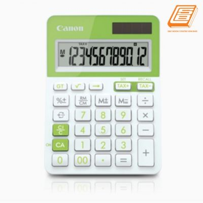 Canon - Calculator LS-123T  - (8107B002AA - Green)