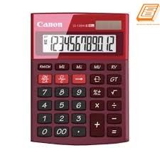 Canon - Calculator LS-120Hi III - (4629B002AA - Pink)