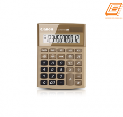 Canon - Calculator LS-120Hi III - (4629B004AA - Brown)