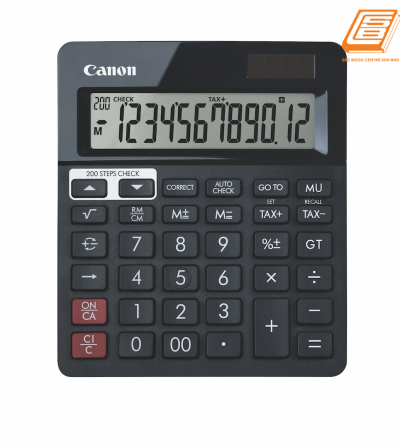 Canon - Calculator As - 288R - (0445C001AA - Black)
