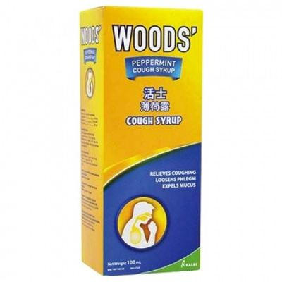 WOODS COUGH SYRUP(100ML)