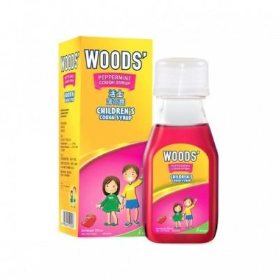 WOODS CHILDREN'S COUGH SYRUP 50ML