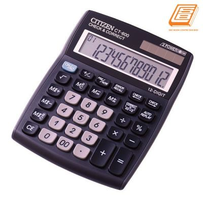 Citizen - CT-600J Calculator - (CT-600J)