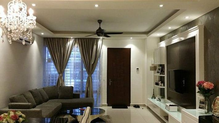 Living Area Reference Design - Malaysia
