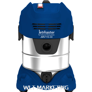 Jetmaster Wet & Dry Vacuum Cleaner 30L