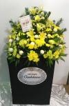 Funeral arrangment (FA-212) Sympathy / Condolences Flower Arrangement Funeral Arrangement