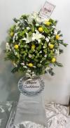 Funeral arrangment (FA-222) Sympathy / Condolences Flower Arrangement Funeral Arrangement