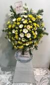 Funeral arrangment (FA-224) Sympathy / Condolences Flower Arrangement Funeral Arrangement
