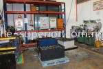 Capacity Test Traction Battery