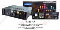 NESTAMP AMPLIFIER A9 POWER AMPLIFIER SWALLOW PRODUCT