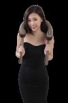 Korean 3D Neck Massager Workout and Massager